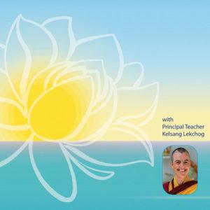 The-Mirror-of-Dharma retreat at KMC Sheffield