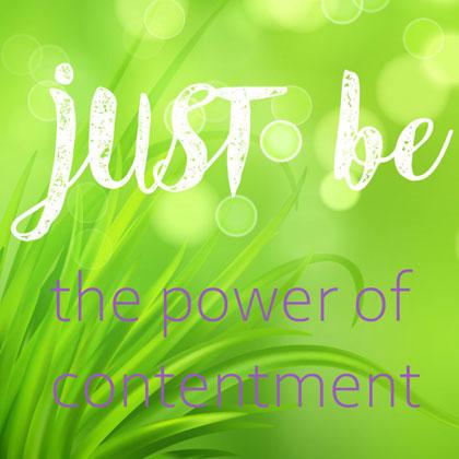 contentment's