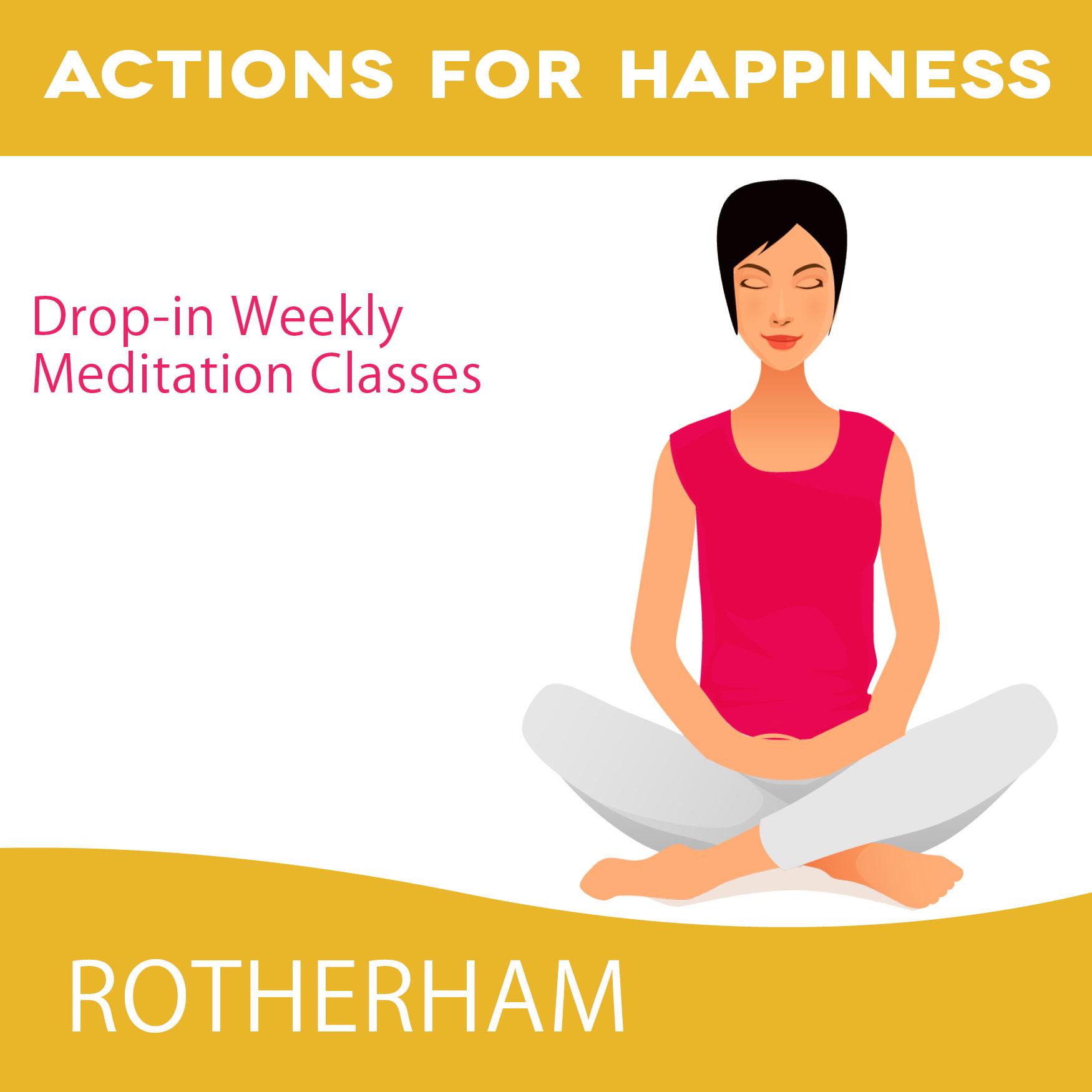 meditate in rotherham